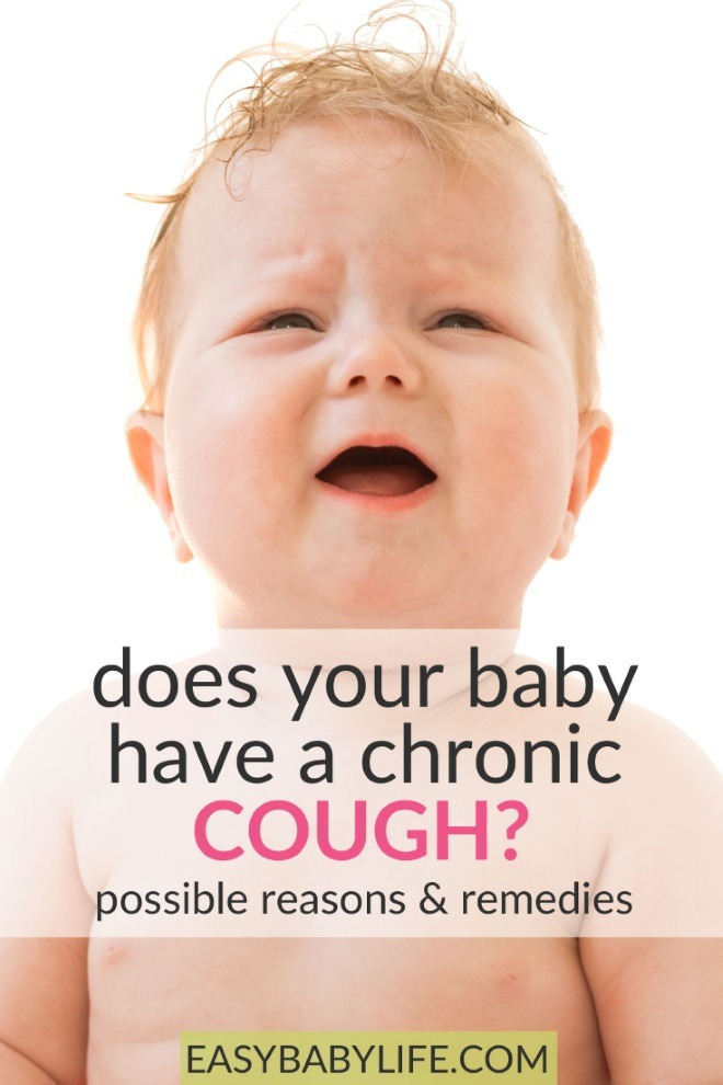 chronic cough in baby